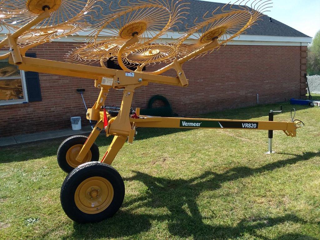 Vermeer Hay Equipment - Stevens